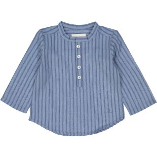 LOUIS LOUISE - BLOUSE LIGHT BLUE