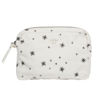 APRIL SHOWERS BY POLDER - TROUSSE ZIP N°2 STAR GREY
