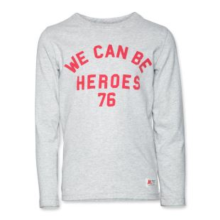 AO76 - TEE SHIRT WE CAN BE HEROES