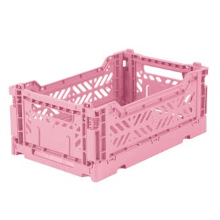EEF LILLEMOR - CAISSE PLIANTE PETITE - BABY PINK