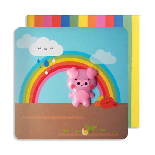 CARTE JELLY PIG