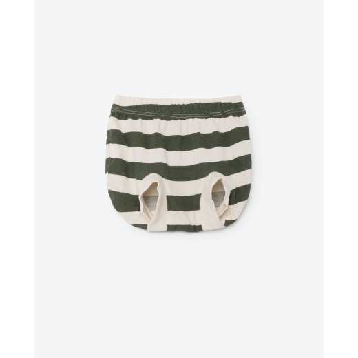 BLOOMER CULOTTE WHITE STRIPES 2
