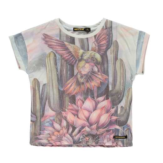 TEE SHIRT MULTICO HUMMINGBIRD