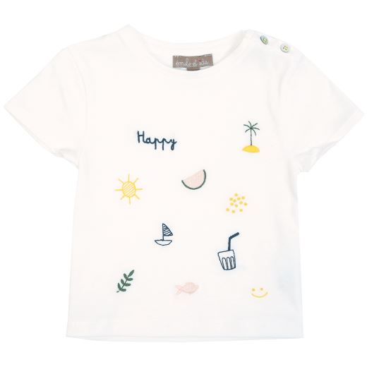 TEE SHIRT CRAIE HAPPY