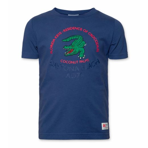 TEE SHIRT CROCODILE