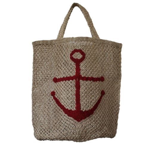 SAC NATURAL ANCHOR RED
