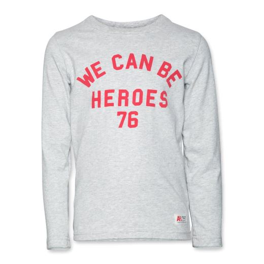 TEE SHIRT WE CAN BE HEROES