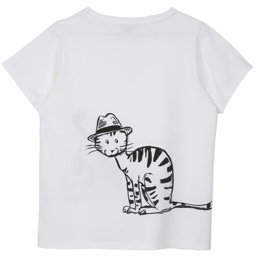 TEE SHIRT CHIEN & CHAT
