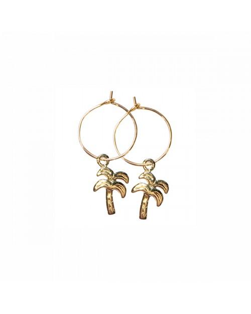 D'oreille Accessoires Palmier Boucle Nilaï J'aime Charms Bijoux qUVGjzSMpL